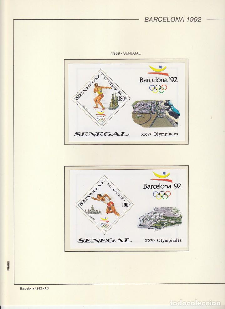 Sellos: BARCELONA-92. - Foto 58 - 184099208