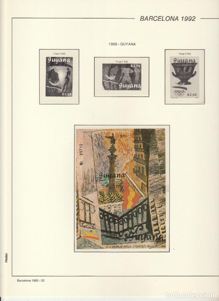 Sellos: BARCELONA-92. - Foto 71 - 184099208