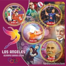 Sellos: STAMPS. LOS_ANGELES_OLYMPICS_GAMES_2028. Lote 185748706