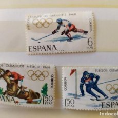 Sellos: PACK DE SELLOS DE LOS JUEGOS OLIMPICOS. Lote 194663492