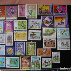 Sellos: JUEGOS OLÍMPICOS DE VERANO 2. Lote 198848725