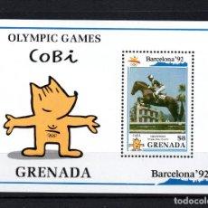 Sellos: GRANADA HB 236** - AÑO 1990 - JUEGOS OLIMPICOS DE BARCELONA. Lote 207015612
