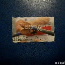 Timbres: LUIQUIDACION-ALEMANIA-2008-145+55 C. EN USADO/º/-J.O.PEKIN'2008. Lote 253978950