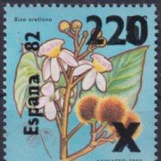 Sellos: F-EX24971 GUYANA MNH 1982 SPAIN SOCCER FUTBOL CHAMPIONSHIP SURCHARGE FLOWER.. Lote 270991983