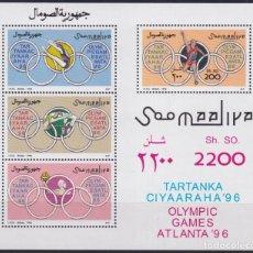 Sellos: F-EX27733 SOMALIA MNH 1996 ATLANTA OLYMPIC GAMES WATER POLO GYMNASTIC TRACK.. Lote 293290248