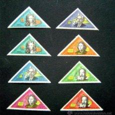 Francobolli: SELLOS PARAGUAY - NUEVOS. Lote 29190998