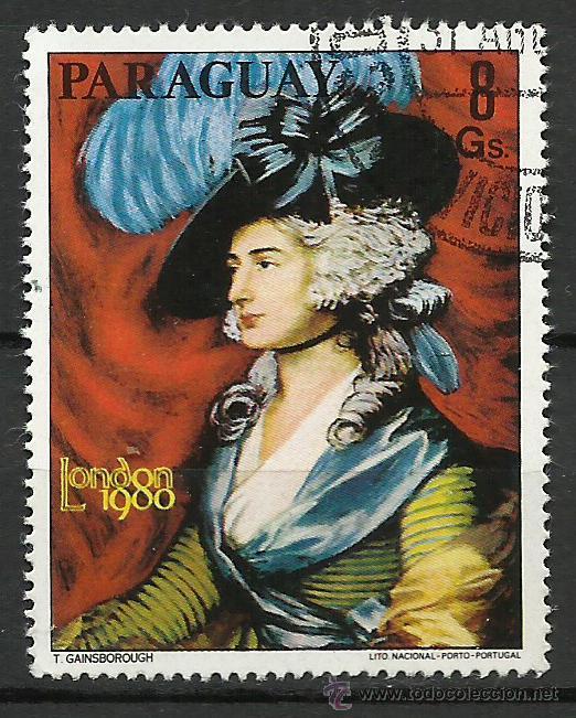 PARAGUAY - 1978 - MICHEL 3097 // SCOTT 1856F - USADO (Sellos - Extranjero - América - Paraguay)