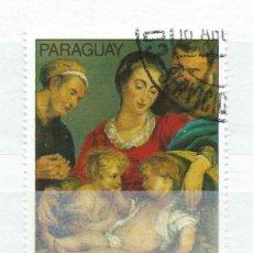 Francobolli: PARAGUAY,RUBENS,1978,USADO. Lote 72946413