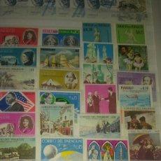 Sellos - Colección de raros sellos de Paraguay - 110204286