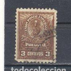 Sellos: PARAGUAY, ,USADO. Lote 113581699