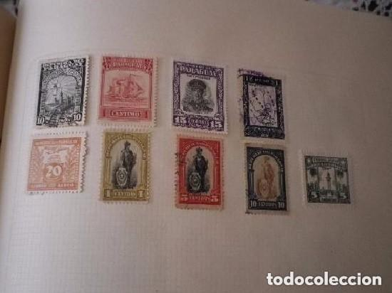 PARAGUAY - LOTE DE 9 SELLOS (Sellos - Extranjero - América - Paraguay)