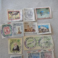Stamps - Lote sellos Paraguay - 162456854