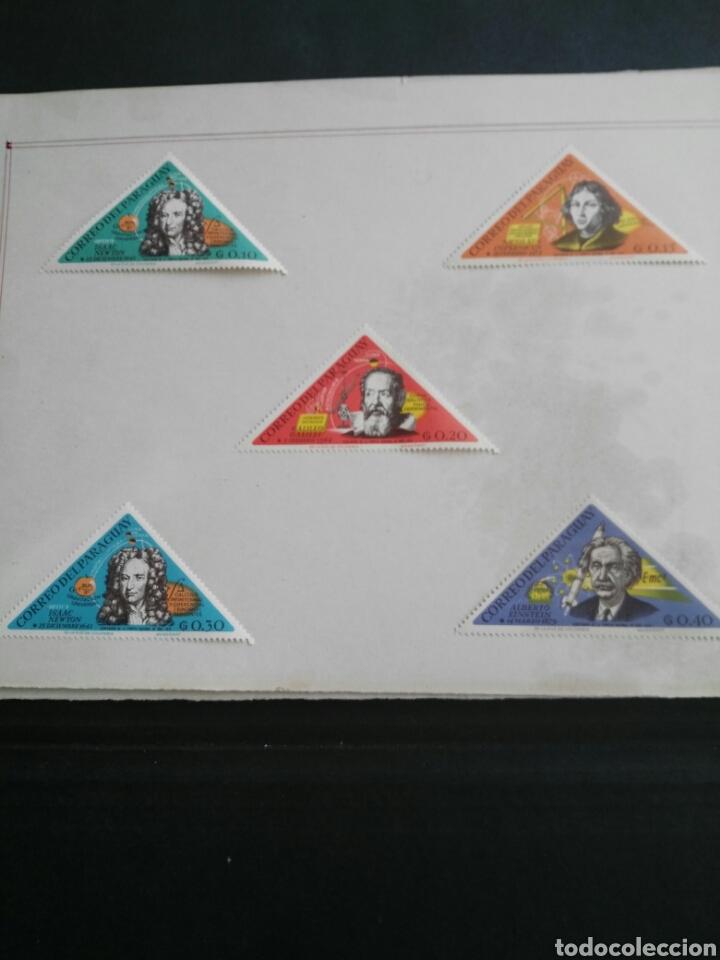 SELLOS ANTIGUOS PARAGUAY (Sellos - Extranjero - América - Paraguay)