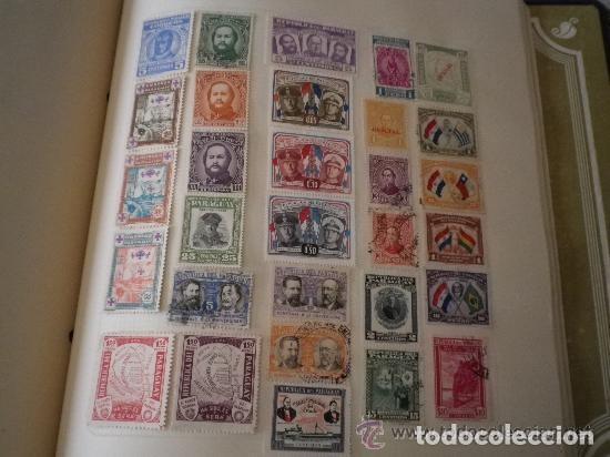 PARAGUAY - LOTE DE 30 SELLOS (Sellos - Extranjero - América - Paraguay)
