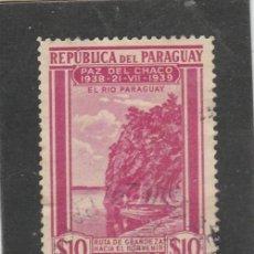 Selos: PARAGUAY 1940 - MICHEL NRO. 504 - USADO. Lote 171142958