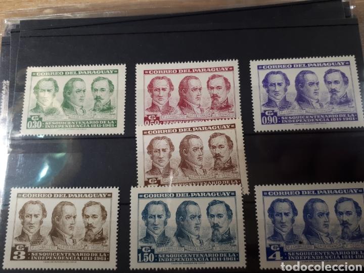 SELLOS DE PARAGUAY LOT.N.749 (Sellos - Extranjero - América - Paraguay)