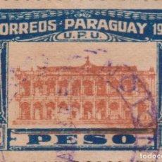 Sellos: SELLO PARAGUAY USADO FILATELIA CORREOS. Lote 183204693