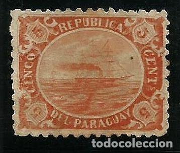 PARAGUAY 1868 (Sellos - Extranjero - América - Paraguay)