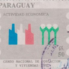Selos: SELLO PARAGUAY USADO FILATELIA CORREOS STAMP POST POSTAGE. Lote 192676357