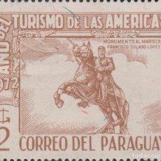 Selos: SELLO PARAGUAY USADO FILATELIA CORREOS STAMP POST POSTAGE. Lote 192676386