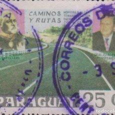 Selos: SELLO PARAGUAY USADO FILATELIA CORREOS STAMP POST POSTAGE. Lote 192678578
