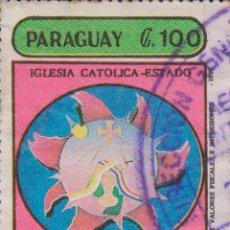 Selos: SELLO PARAGUAY USADO FILATELIA CORREOS STAMP POST POSTAGE. Lote 192678801
