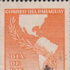 Selos: SELLO PARAGUAY USADO FILATELIA CORREOS STAMP POST POSTAGE. Lote 192679152