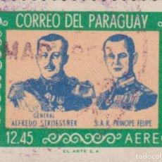 Selos: SELLO PARAGUAY USADO FILATELIA CORREOS STAMP POST POSTAGE. Lote 192683456