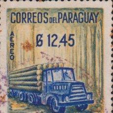 Sellos: SELLO PARAGUAY USADO FILATELIA CORREOS STAMP POST POSTAGE. Lote 192683948