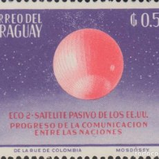 Sellos: SELLO PARAGUAY USADO FILATELIA CORREOS STAMP POST POSTAGE. Lote 192684111