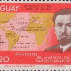 Sellos: SELLO PARAGUAY USADO FILATELIA CORREOS STAMP POST POSTAGE. Lote 192684161