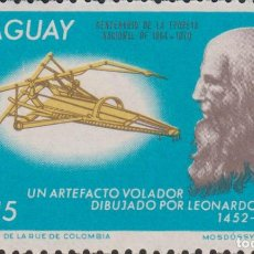 Sellos: SELLO PARAGUAY USADO FILATELIA CORREOS STAMP POST POSTAGE. Lote 192684192