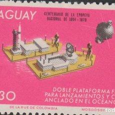 Sellos: SELLO PARAGUAY USADO FILATELIA CORREOS STAMP POST POSTAGE. Lote 192684202