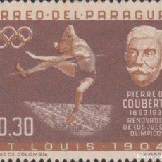 Selos: SELLO PARAGUAY USADO FILATELIA CORREOS STAMP POST POSTAGE. Lote 192684307