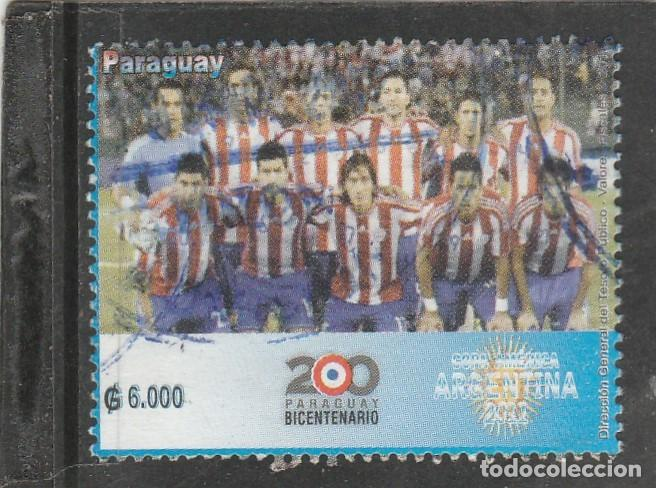 PARAGUAY 2011 - MICHEL NRO. 5122 - USADO (Sellos - Extranjero - América - Paraguay)