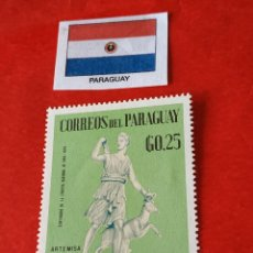Sellos: PARAGUAY A1. Lote 209940337