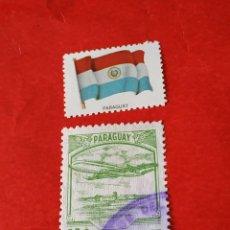 Selos: PARAGUAY G. Lote 209943271
