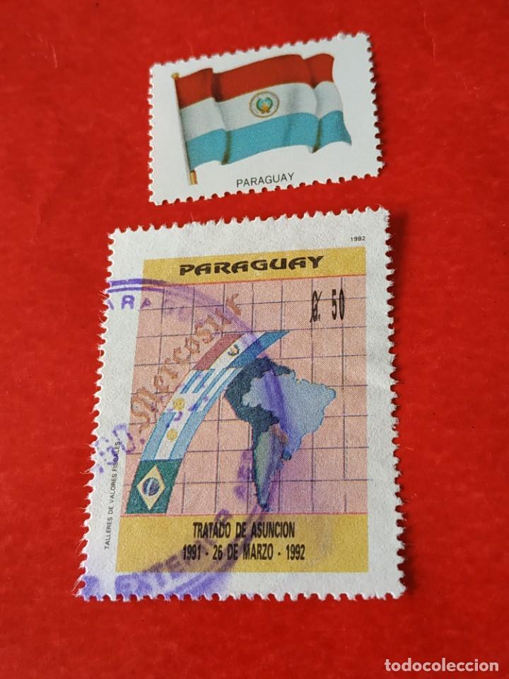 PARAGUAY H (Sellos - Extranjero - América - Paraguay)