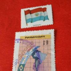 Selos: PARAGUAY H. Lote 209943431