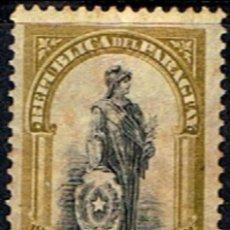 Sellos: PARAGUAY // YVERT 192 // 1911 ... USADO. Lote 241960770