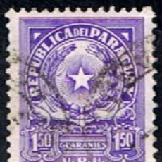 Sellos: PARAGUAY // YVERT 665 // 1952 ... USADO. Lote 241961020