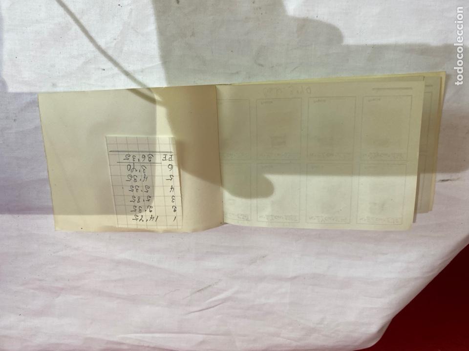 Sellos: Antiguo álbum sellos PARAGUAY catalogados . - Foto 8 - 261922305