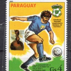 Sellos: PARAGUAY , 1980 , STAMP , , MICHEL 3328. Lote 262461270