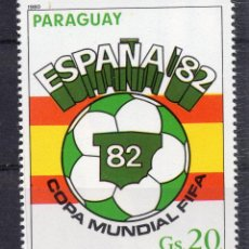 Sellos: PARAGUAY , 1980 , STAMP , , MICHEL 3333. Lote 262461640
