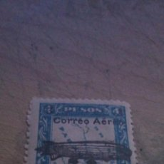 Sellos: PARAGUAY CORREO AEREO ZEPPELIN YVERT NUM. 44 ** NUEVO SIN FIJASELLOS. Lote 270161538
