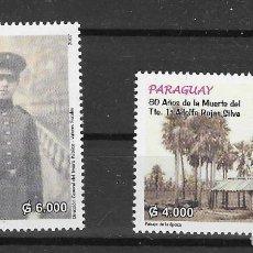 Sellos: PARAGUAY Nº 2971 AL 2972 (**). Lote 276716653