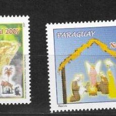 Sellos: PARAGUAY Nº 2997 AL 2998 (**). Lote 276717568