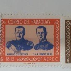 Sellos: PARAGUAY,1962,CAT.YT.PA.311/313.. Lote 285977093