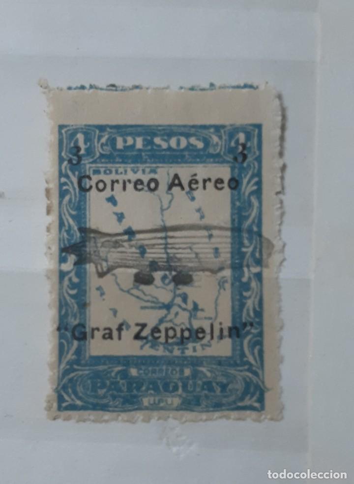 PARAGUAY,1931,CAT.YT.PA.45. (Sellos - Extranjero - América - Paraguay)