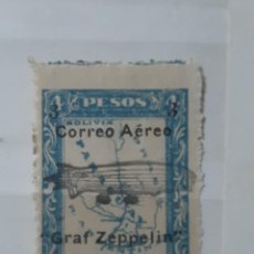 Sellos: PARAGUAY,1931,CAT.YT.PA.45.. Lote 285977693